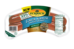 eckrich low sodium sausage