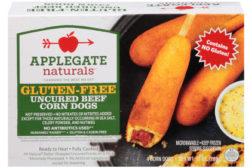 applegate gluten free corn dogs