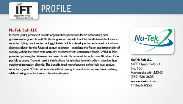 NuTek Salt LLC
