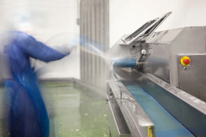 hygiene and cleaning in food manufacturing When we think of dry cleaning for the food industry, we generally relate it to   training and enforcement of hygiene and sanitation procedures.