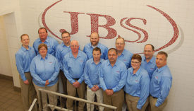 employees of JBS