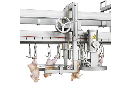 Foodmate halving machine