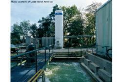 Linde waste water management
