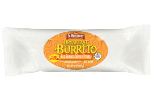 el monterey butcher wrapped burrito