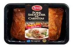 Tyson cook-in-bag carnitas