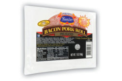 Kunzler bacon pork roll