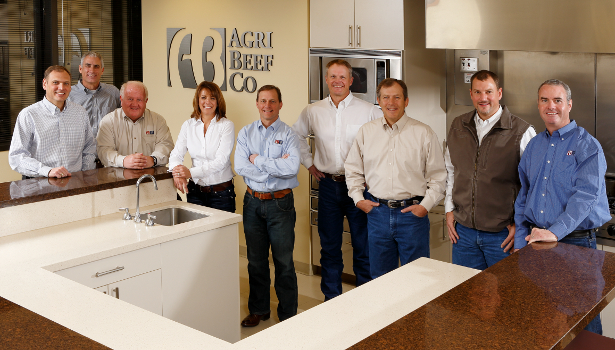 Agri Beef executive team