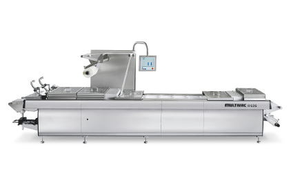 Multivac thermoforming equipment