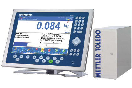 Mettler Toledo filling software