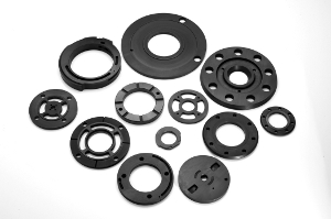 Metallized Carbon rotary pump parts