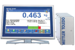 Mettler Toledo weighing software