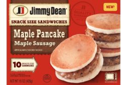 jimmy dean snack size sandwiches FEAT