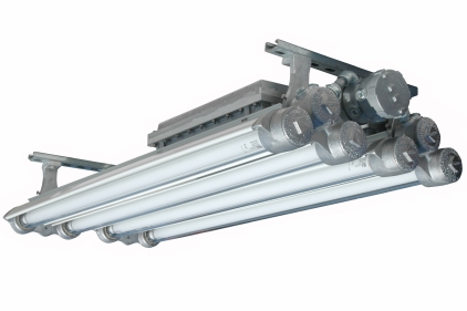 160 Watt Explosion Proof UV Fluorescent Light Fixture Released by ...