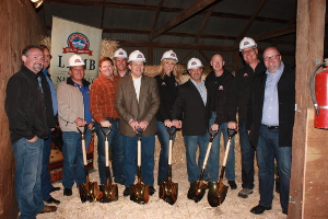 Superior Farms Groundbreaking