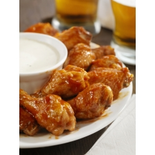 Chicken Wings with Ranch 225