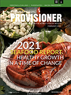The National Provisioner February 2021 Cover