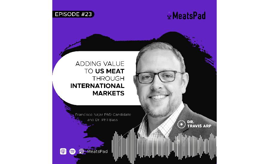 adding value to US meat through international markets