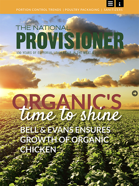 The National Provisioner April 2021 Cover