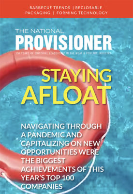 The National Provisioner May 2021 Cover