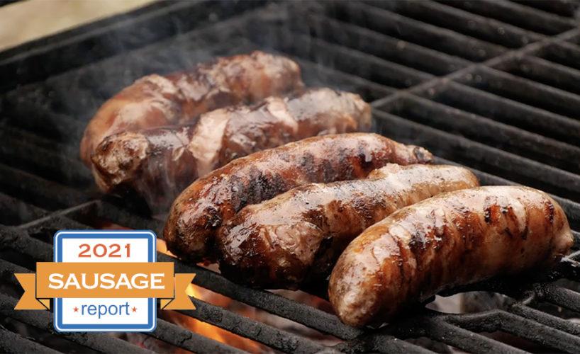 2021 Sausage Report