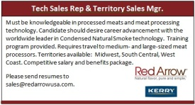 Tech Sales Rep & Territory Sales Mgr.