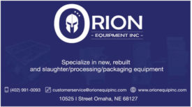 New, rebuilt and slaughter/processing/packaging equipment