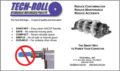 TECH-ROLL HYDRAULIC MOTORIZED PULLEYS