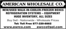 American Wholesale Co.