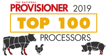 The 2017 Top 100 Meat & Poultry Processors