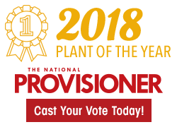 The National Provisioner 2018 Plant of the Year