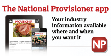 The National Provisioner mobile app