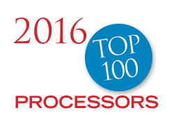 Top 100 meat and poultry processors 2016
