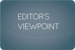 Editor's Viewpoint