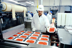 meat processing plant