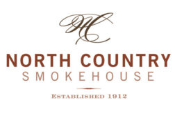 North country smokehouse sign