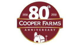 Cooper Farms anniversary