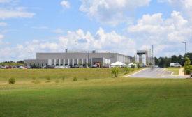 Golden State Foods' Opelika, Alabama, facility