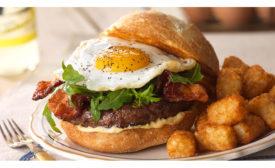 Cargill TNT Burger