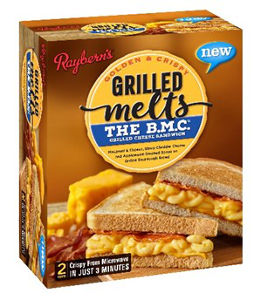Raybern's Grilled Melts