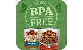 Keystone Meats BPA Free cans