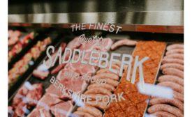 Saddleberk pork