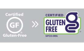 Gluten Free certification logo