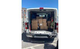John Soules Foods donations