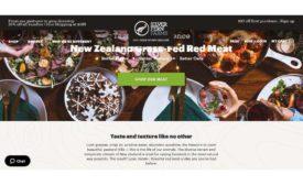 Silver Fern Farms website