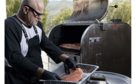 Tyson Fresh Meats BBQ