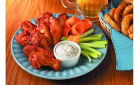 NCC Super Bowl Wings