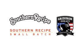 Pro football Hall of Famers partner with Southern Recipe for annual Pork Rind Appreciation Day campaign