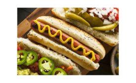 Abeles & Heymann hot dogs