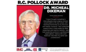 AMSA Dr. Michael Dikeman