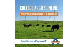 College Aggies Online promo